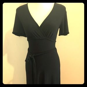 Leona Edminston Frock midi dress size S